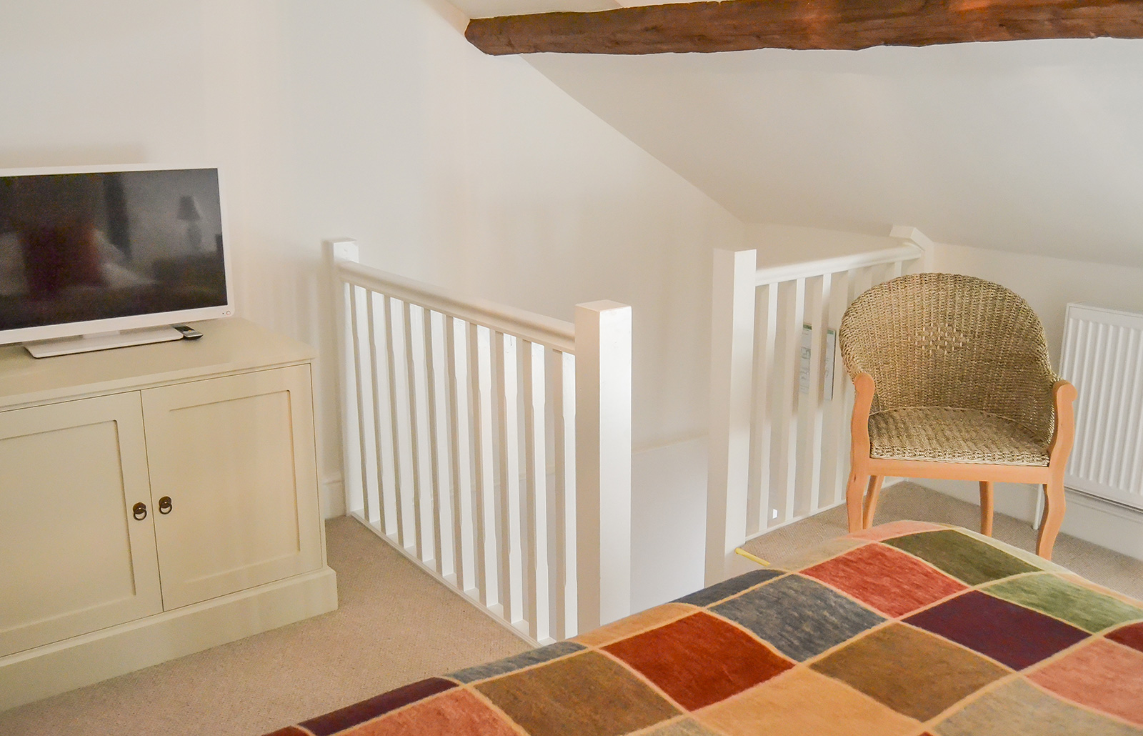 Hayloft-Room-Bed-Breakfast-Bang-in-Wells-Norfolk